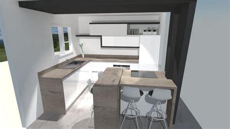 cuisine moderne bois clair ordinaire cuisine en bois clair 2 cuisine moderne