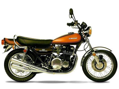 Kawasaki Z900 Image by Kawasaki Z900 1973 2ri De