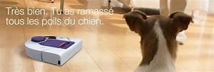 Aspirateur Poil De Chien : aspirateur robot chien ~ Medecine-chirurgie-esthetiques.com Avis de Voitures