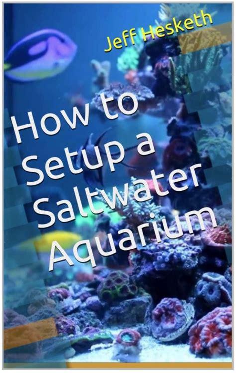 saltwater aquarium books mad hatters reef