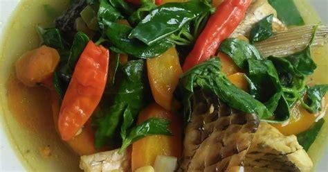 Resep ikan bakar gurame bumbu rujak, pedasnya nampol! 399 resep sup ikan gurame enak dan sederhana ala rumahan - Cookpad