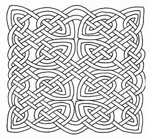 Celtic Design Coloring Pages - AZ Coloring Pages