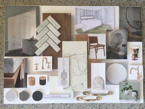 Design Board by Azure Interiors Design Board 3 Concreate