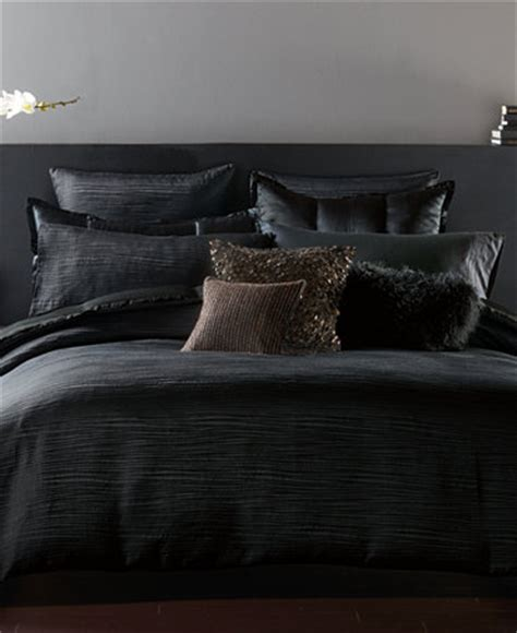 donna karan bedding collections macy donna karan home reflection bedding collection