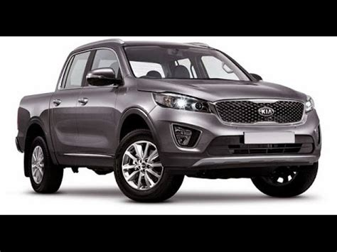 kia pickup review test drive interior specs