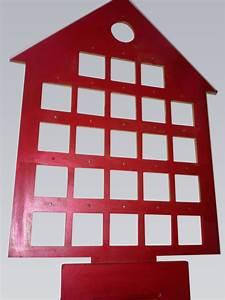 Calendrier De L Avent Maison : calendrier de l 39 avent maison en carton et boules transparentes ~ Preciouscoupons.com Idées de Décoration