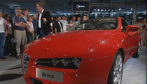 Jeremy Tvrdí, že Brera Je Nejlepší Auto Na Světě