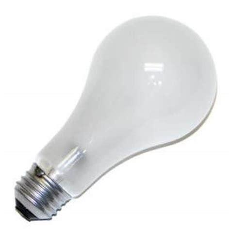 general 10250 100a21 rs 250v a21 light bulb elightbulbs