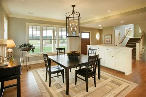 Cape Cod Shingle Style Dining Room  Traditional Dining