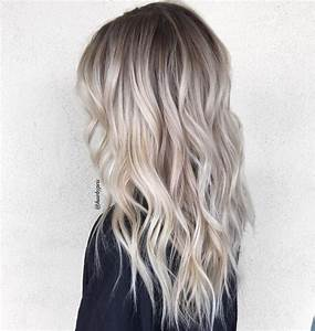 Balayage Blond Grau : this will be the biggest hair colour trend in 2017 byrdie au ~ Frokenaadalensverden.com Haus und Dekorationen