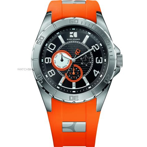 Men's Hugo Boss Orange Watch (1512812)  WATCH SHOPcom™