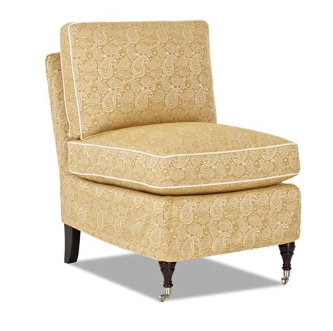 Accent Chair Slipcover Armless Chair
