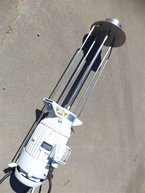 Arde Barinco 15 HP Homogenizing Mixer, stainless steel ...