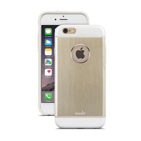 moshi iphone moshi iglaze armour for iphone 6 6s satin gold