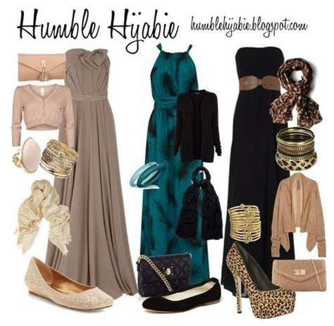 evening outfits hijab styles  graduation outfit