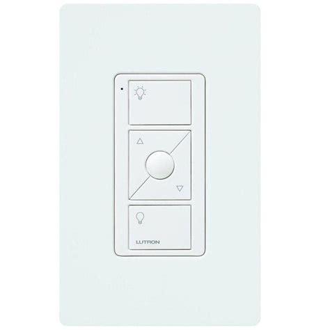 lutron caseta fan control lutron pico remote control wall mounting kit for caseta