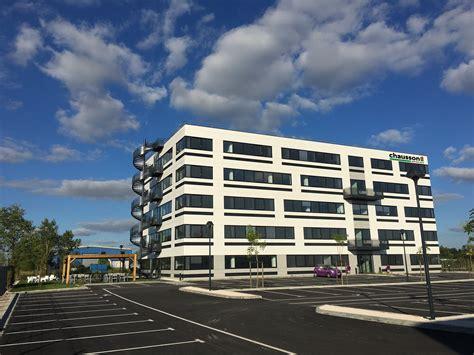 exelgreen aménagement du siège social de l 39 entreprise