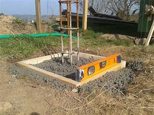 Dosage Beton Terrasse : dosage beton pour terrasse 8 les plots de fondation ~ Premium-room.com Idées de Décoration