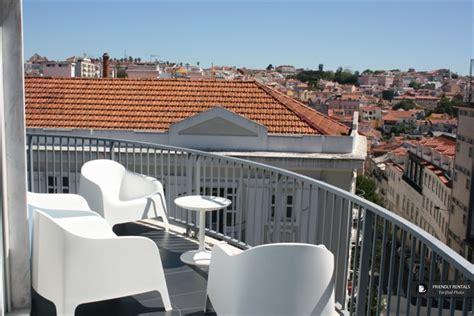 The Estrela Terrace 3 Apartment In Lisbon, Sunny Terraces