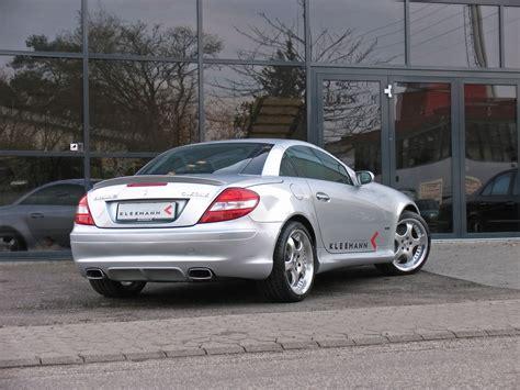 2006 Kleemann Slk 20k Mercedes Benz Tuning Supercar