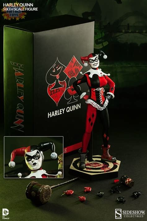 Sideshow Collectibles Harley Quinn Sixth Scale Figure 100218