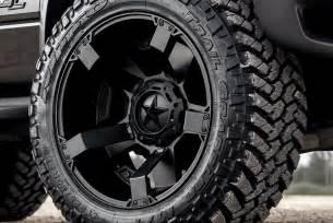 17x8 XD SERIES Wheels  10 | 5x114.3 | 72.6 ROCKSTAR II Rims Satin Black Set of 4