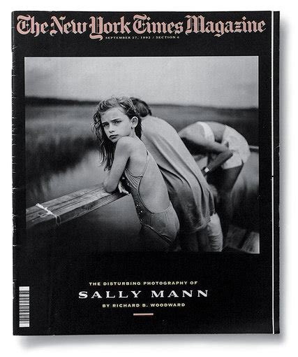 Sally Manns Exposure The New York Times