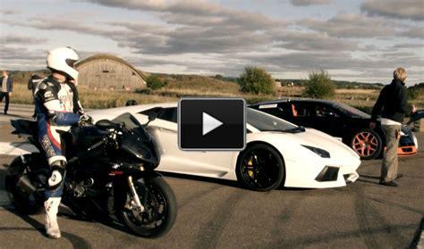 Bugatti Veyron Vitesse Vs Lamborghini Aventador Vs Bmw