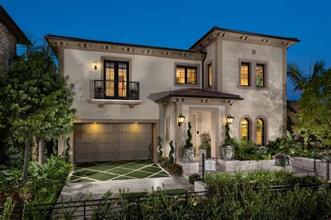 capri collection luxury homes  irvine ktgy architects