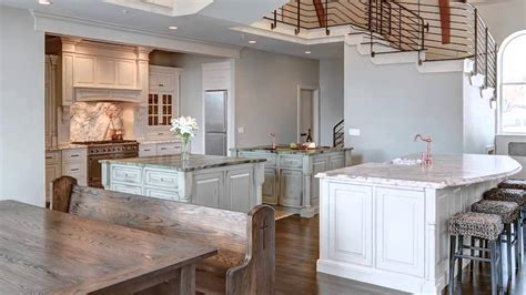 complete kitchen design complete kitchen design and renovation from a church to a 2411