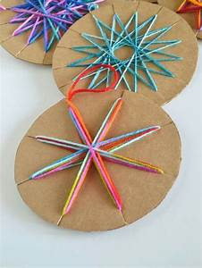Fabriquer Un String : fabriquer des decorations toil es avec de la laine et du ~ Zukunftsfamilie.com Idées de Décoration