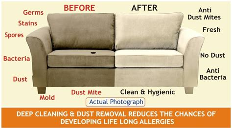 revolutionary  step sofa cleaning service  clean fanatic