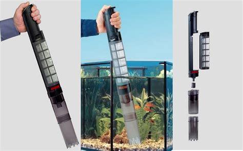 aquarium bureau aspirateur de fond éléctrique à piles accessoires