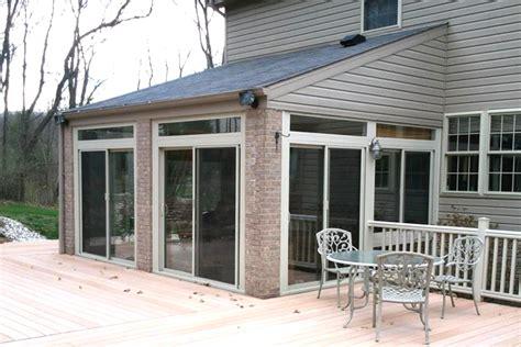Four Seasons Sunrooms Windows by Install Sliding Sunroom Windows Room Decors And Design