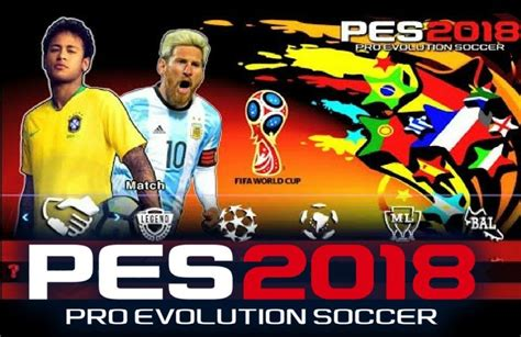 pes  world cup russia edition offline mb  hd