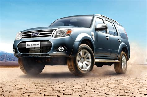 Ford Everest Suv Photo 6