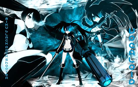 Otaku S Best Android Anime Hd Gaming Black Rock Shooter Releases End Of Month Thru Psn