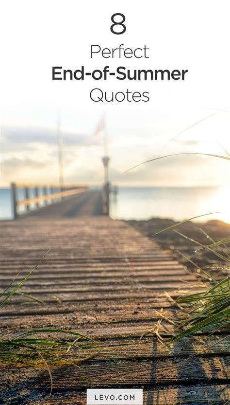 8 Perfect Endofsummer Quotes  The O'jays, End Of And