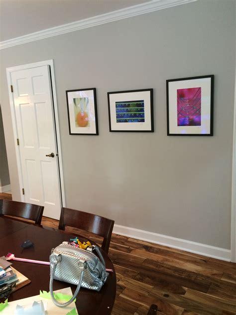 paint color quot barren plain quot benjamin moore new kitchen