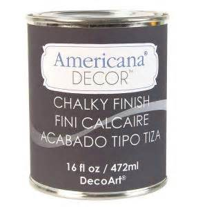 Americana Decor Chalky Finish Paint 2 Oz by Decoart Americana Decor 16 Oz Relic Chalky Finish Adc28