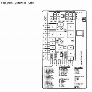 2006 Buick Rainier Fuse Box Diagram  Buick  Wiring Diagram