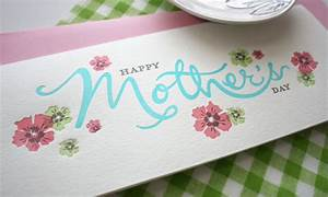Graphic Design Inspiration: Mother's Day