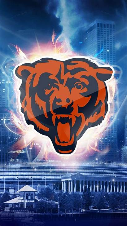 Bears Chicago Iphone Resolution Wallpapers Nfl Xr