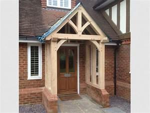 Oak Framed Porches in Oxfordshire, Hampshire, Berkshire