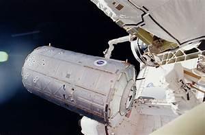 Destiny Laboratory Attached to International Space Station ...