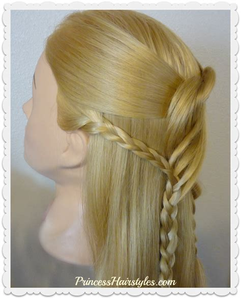 hairstyles  girls princess hairstyles