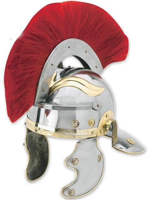 Roman Officer Helmet With Free Lesson How To Use The Roman