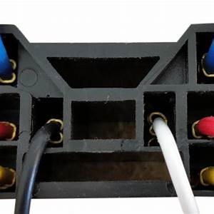 12 V Double Socket Wiring Harness For Single
