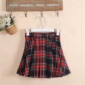 Plaid skirt penetrations 1