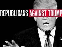 GOP against Trump ad